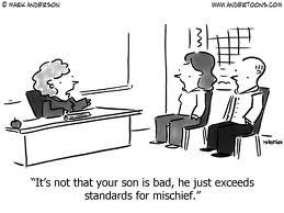 Parent/Teacher Conferences–More Cartoons* | Larry Cuban on ...