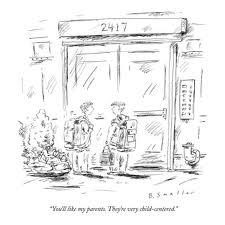 child-centered parents