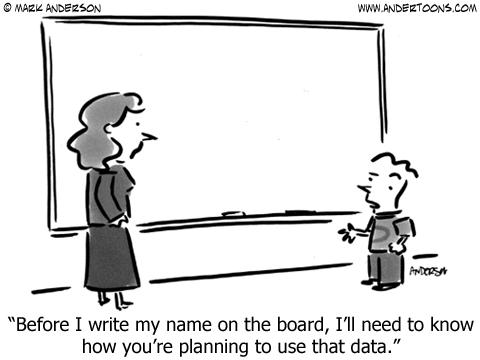 data on blackboard