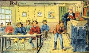 early version of MOOCs