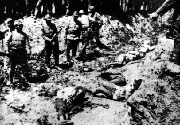 nanking genocide English 12 period 3 29 april 2013 armenian genocide and the rape of nanking there have been far more genocides in our world's history than there ever should have been.