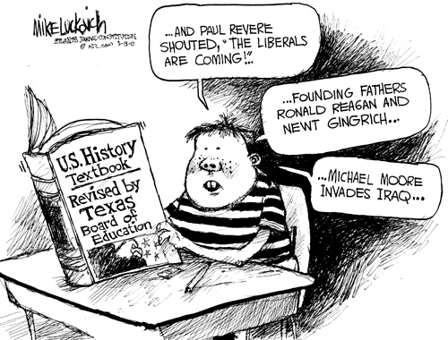 Cartoons about History Teaching and Learning | Larry Cuban