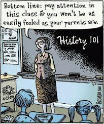 tchr on history