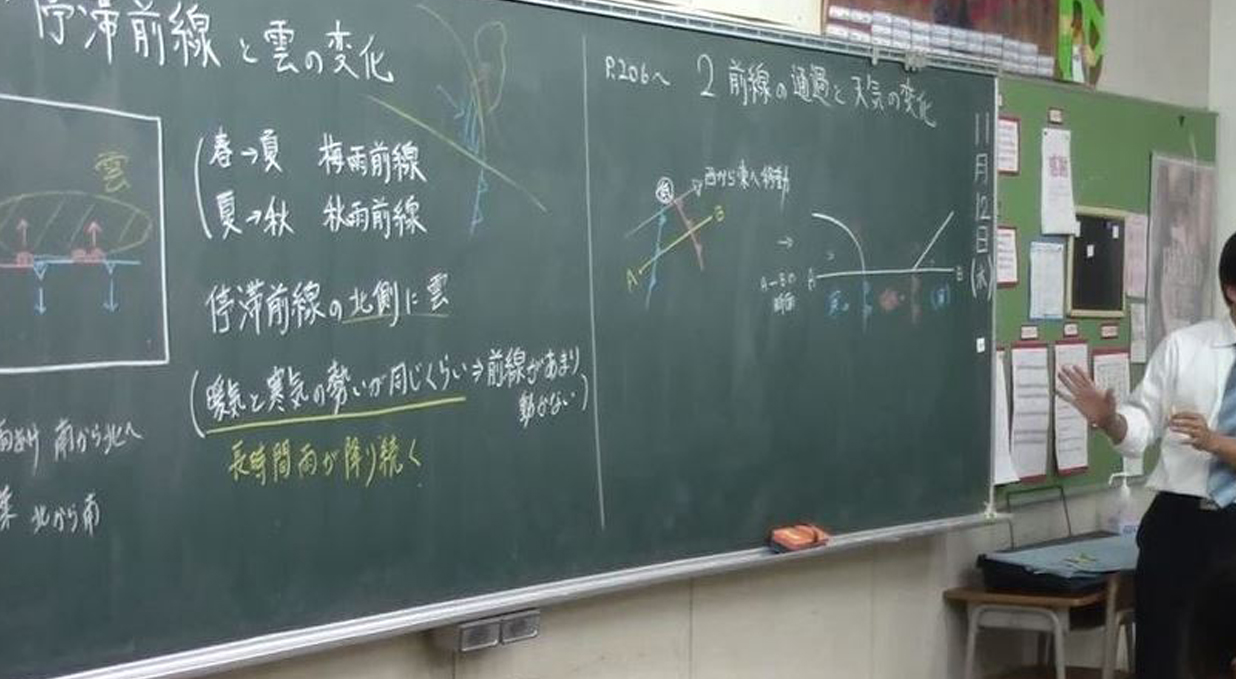 lessons learned from a chalkboard slow and steady technology
