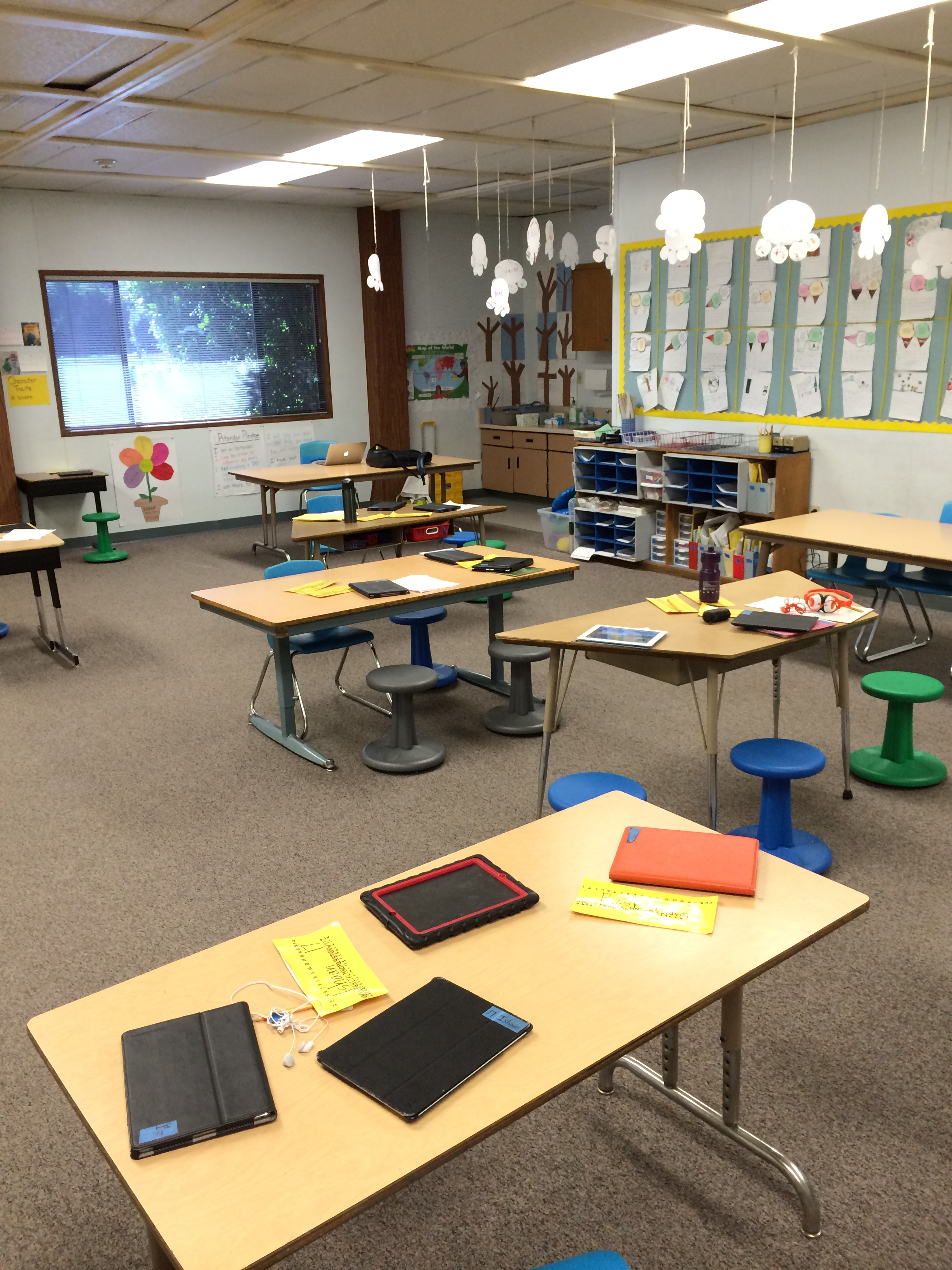 Technology In Elementary Classrooms ~ Teachers integrating technology second grade and ipads at