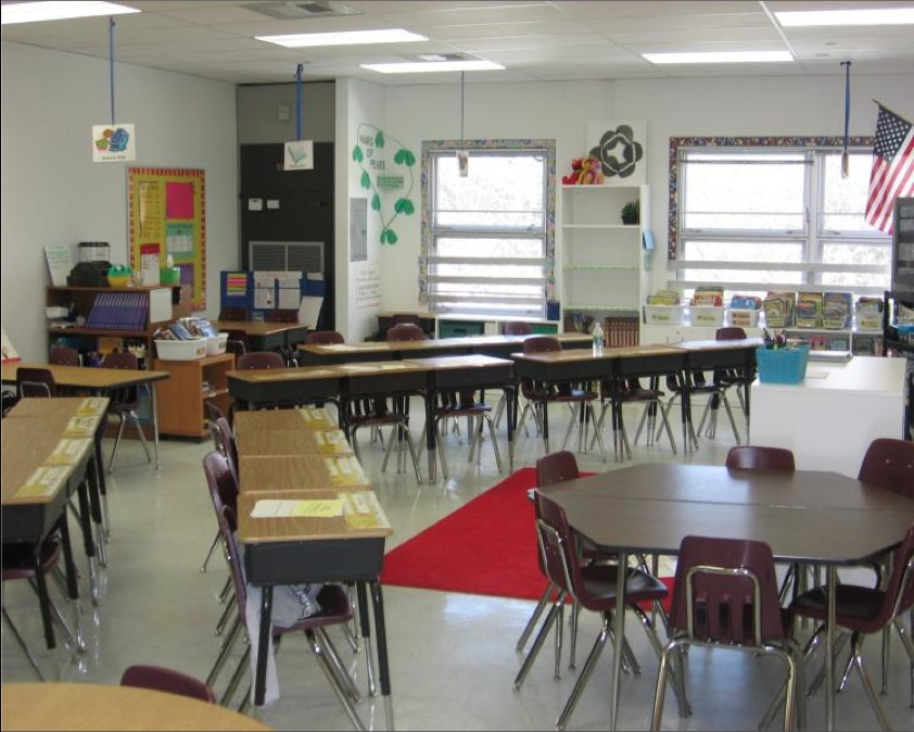 Elementary Classroom Seating Arrangements ~ Classroom seating a clue to teacher beliefs about